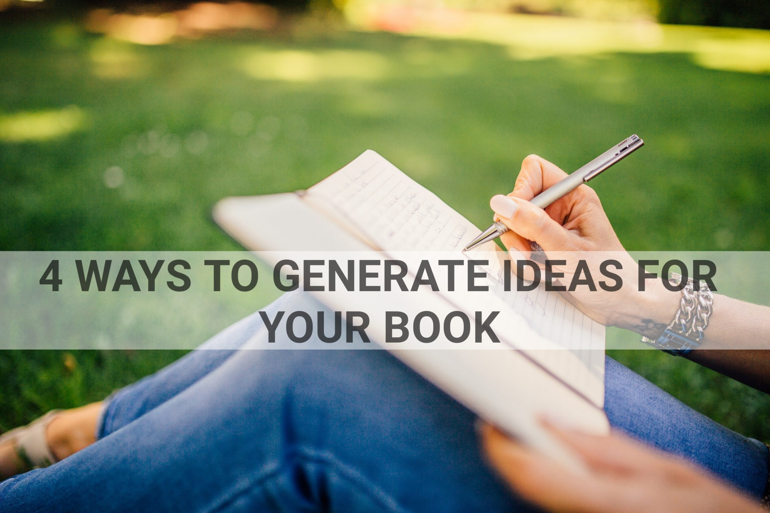Generating Idea on book