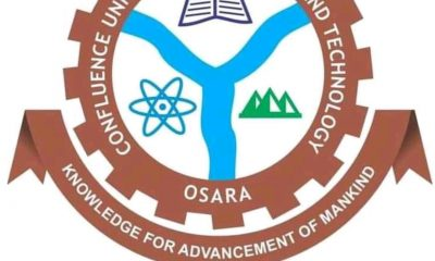Confluence University of Science and Technology Osara, Kogi State