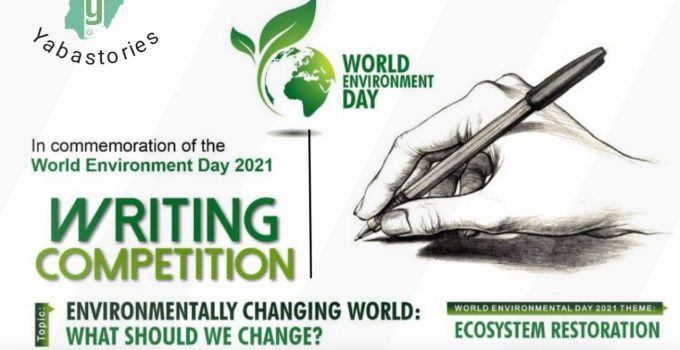 EMEND World Environment Day - Writing Competition