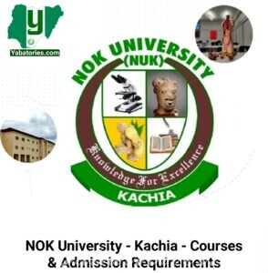 NOK University - Courses and Requirements